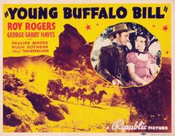 Young Buffalo Bill - tc 550