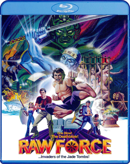 Raw force 1982