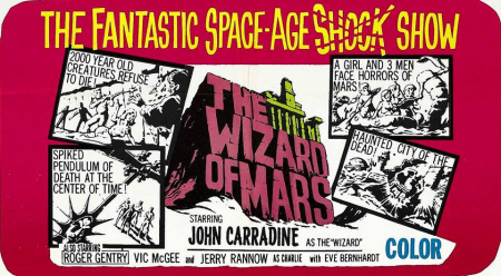 The wizard of mars 1965