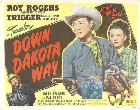 Down dakota way lobby
