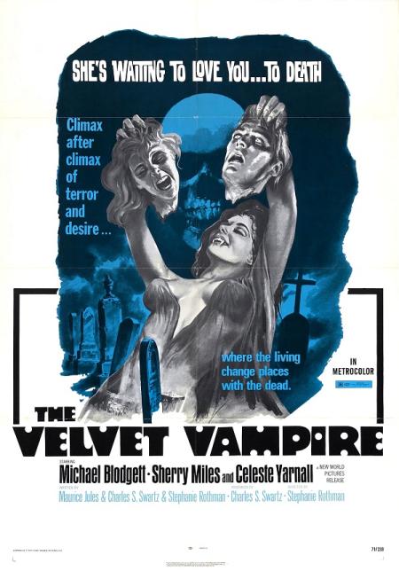 The velvet vampire 1972