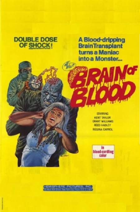 Brain Of Blood 1971 a
