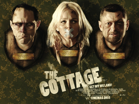 The cottage poster a