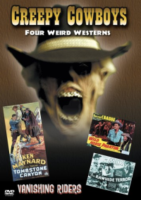Creepy cowboys retromedia dvd