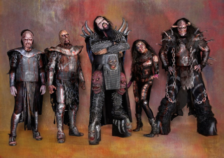 Lordi in costume
