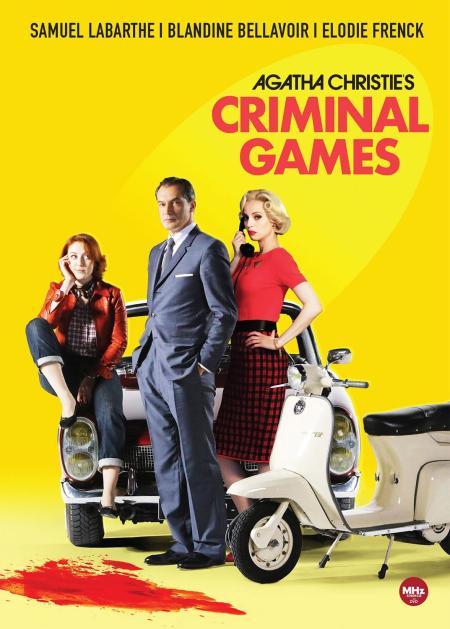 Criminal games dvd