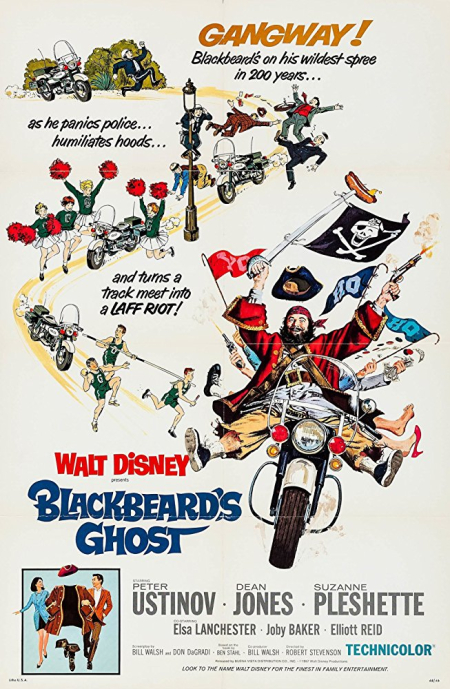 Blackbeard's ghost 1968