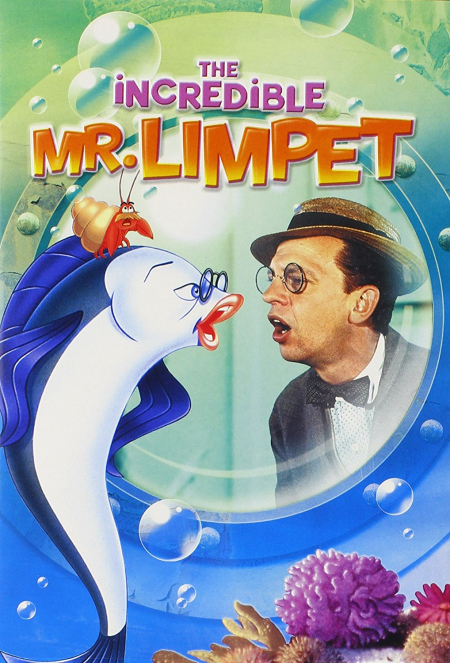 The Incredible Mr Limpet 1963 b