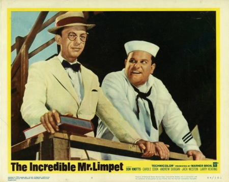 The Incredible Mr Limpet 1963 a