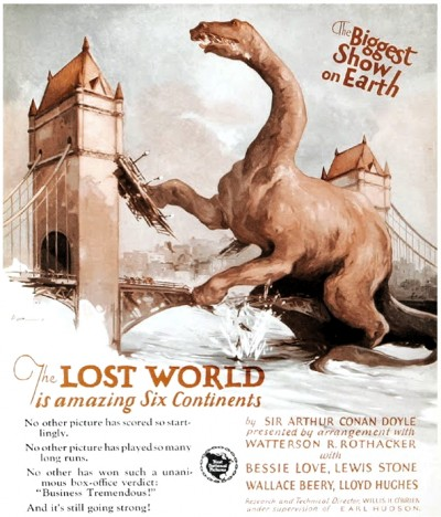 The lost world 1925 b