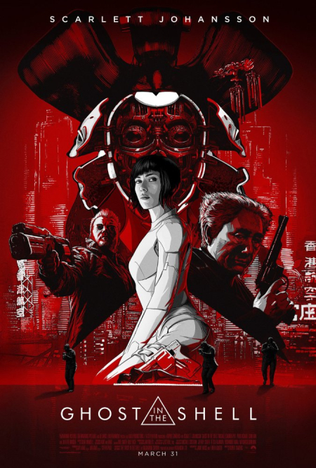 Ghost in the shell 2017 a