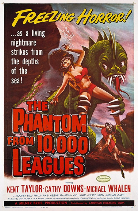 The phantom from 10 000 leagues 1955-001