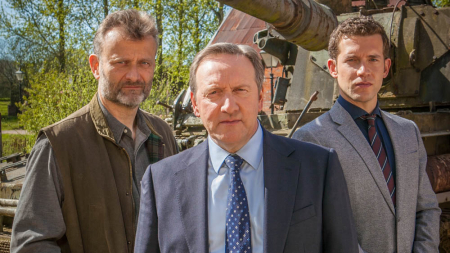Midsomer murders hugh neil nick
