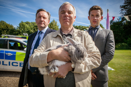 Midsomer murders 19 Red in Tooth & Claw