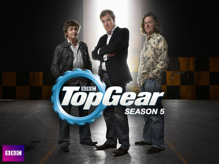 Top gear s5 logo