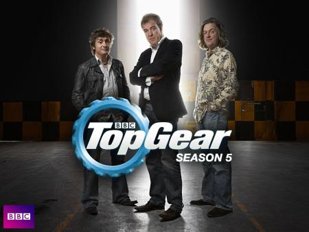 Top gear s5 logo