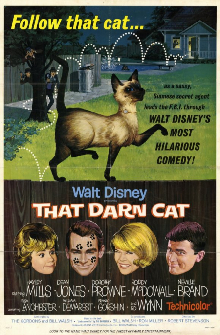 That darn cat 1965 d