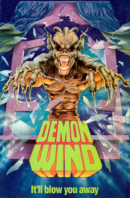 Demon wind 1990 a