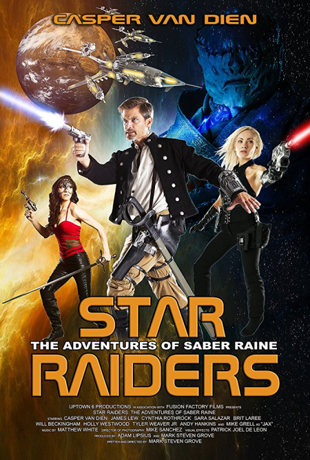 Star Raiders The Adventures Of Saber Raine 2017