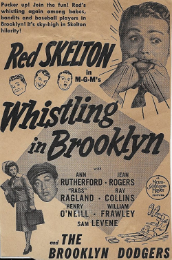 Whistling in brooklyn 1943 g