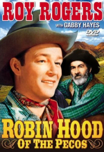 Robin Hood Of The Pecos dvd
