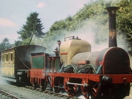 The titfield thunderbolt the lion