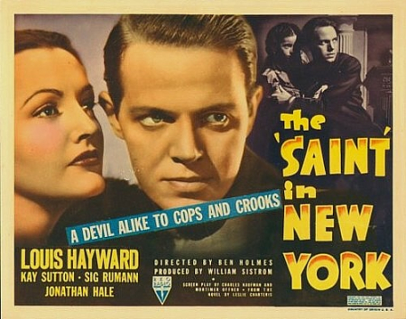 The saint in new york 1938 c