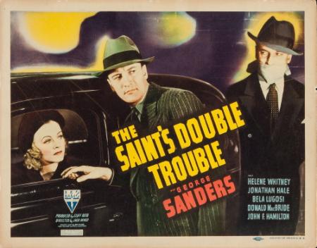 The saints double trouble 1940 b