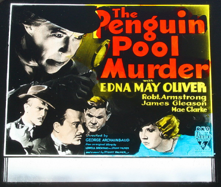 Penguin pool murder 1932 g