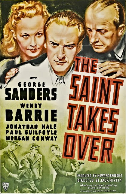 The Saint Takes Over 1940 b