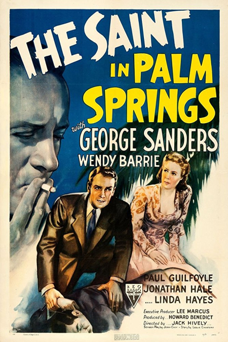 The saint in palm springs 1941