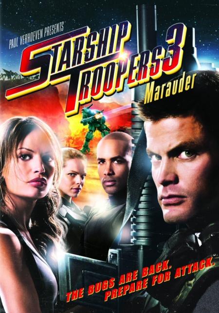 Starship Troopers Marauder 2008
