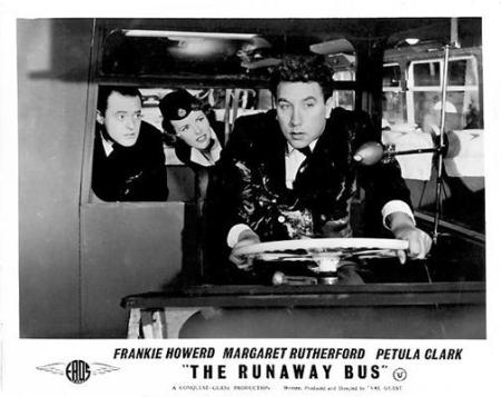 The runaway bus 1954 lobby