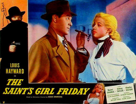 The saint's girl friday 1854 cigar