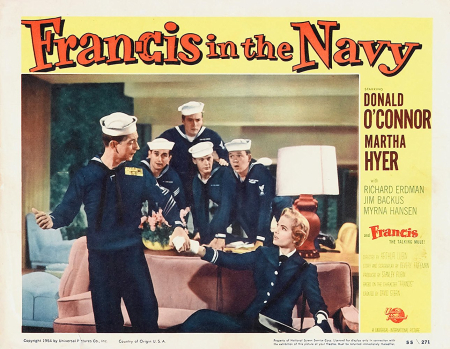 Francis in the navy a