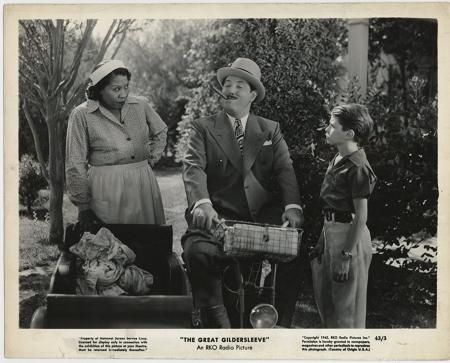 The great gildersleeve 1942 birdie throckmorton leroy