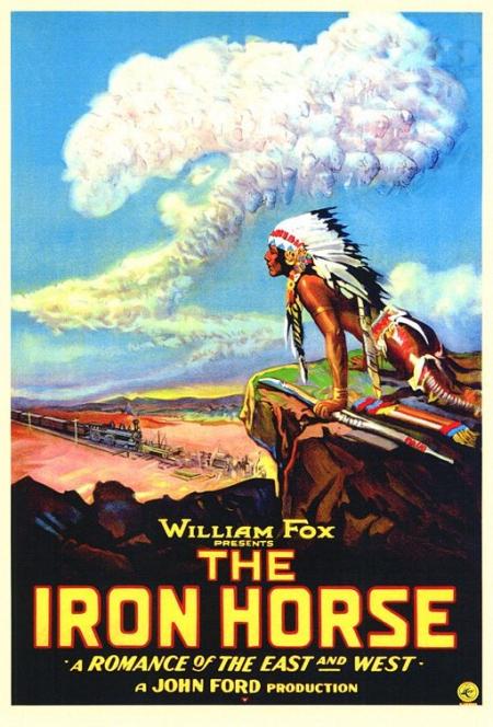 The iron horse 1924