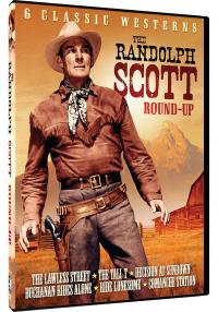 Randolph scott round up