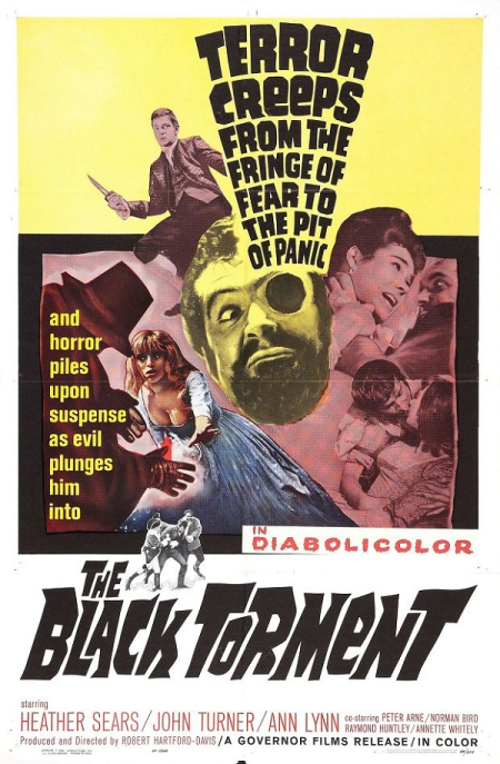 The black torment 1964