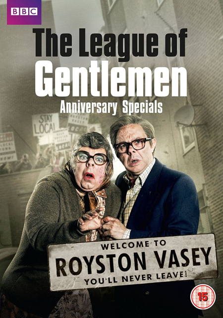 The League Of Gentlemen - 2017 Christmas Specials dvd