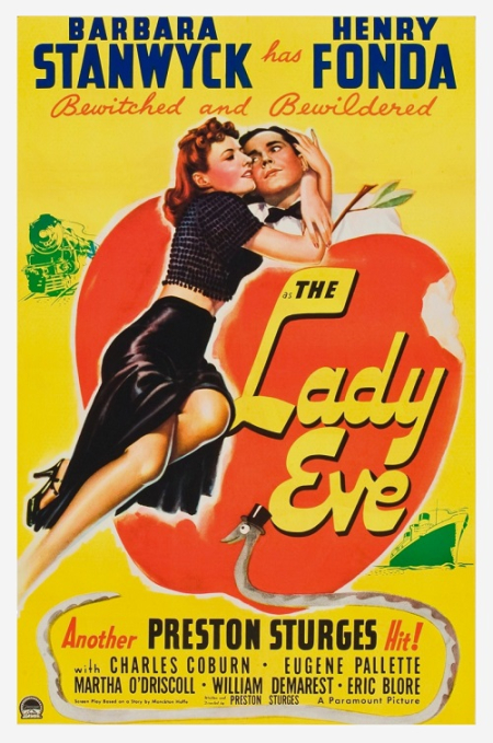 The lady eve 1941