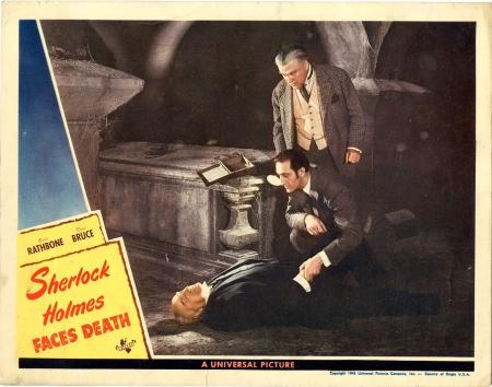 Sherlock Holmes Faces Death 1943 h
