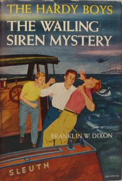 The Wailing Siren Mystery Franklin W Dixon-001