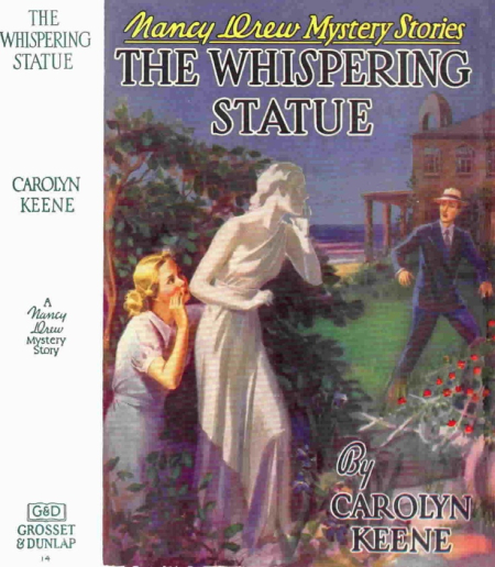The Whispering Shadow Carolyn Keene