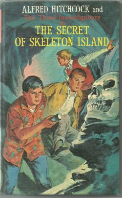 The Secret Of Skeleton Island The Three Investigators #6 Robert Arthur