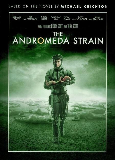 The andromeda strain 2008
