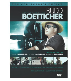 Budd boetticher collection