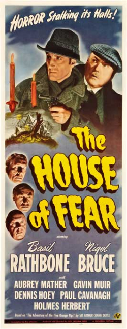 The House Of Fear 1945 f
