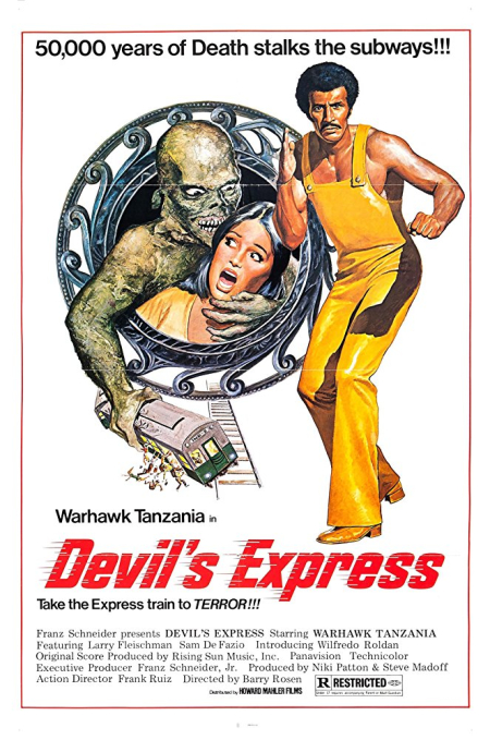 The Devil's Express 1976