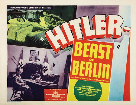 Hitler beast of berlin 1939 a